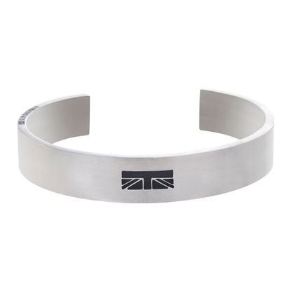 Imagen de Ben Sherman  Men's British Flag Design Cuff Bangle