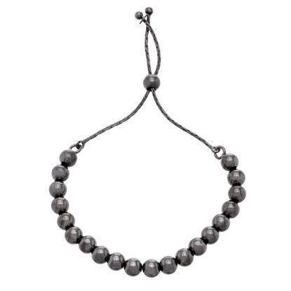 Imagen de Sterling Silver Black Ion Bracelet