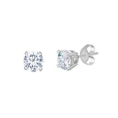 Imagen de Cubic Zirconia Stud Earring