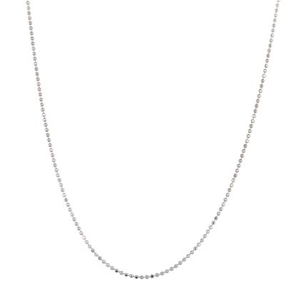 Imagen de Sterling Silver Ball Chain Necklace