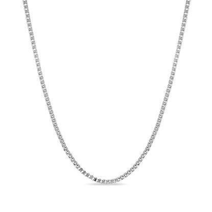 Imagen de Silver-Tone Stainless Steel 24 3mm Box Chain