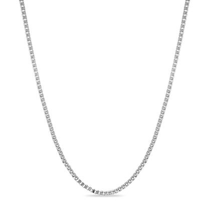 Imagen de Silver-Tone Stainless Steel 30 Necklace
