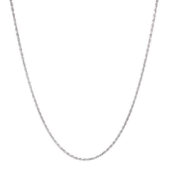 Imagen de Sterling Silver 24 Rope Chain Necklace