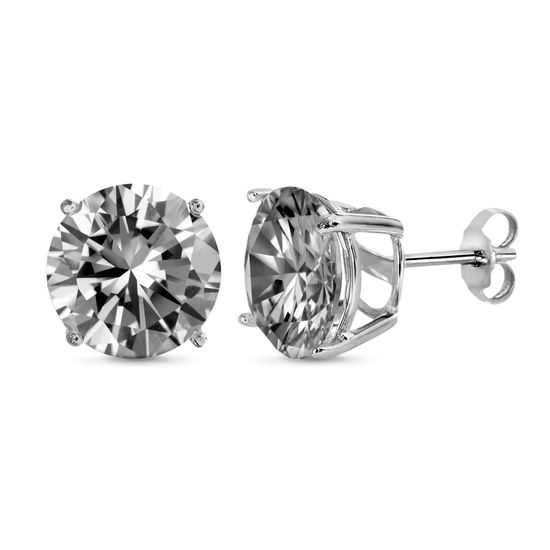 Picture of Swarovski Elements  2.02 TCW Stud Earring