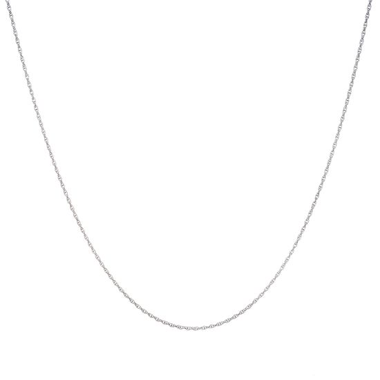 Imagen de Sterling Silver Men's Plain French Rope Necklace