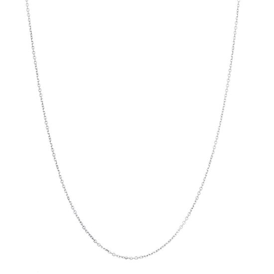 Imagen de Sterling Silver 20 Cable Chain Necklace