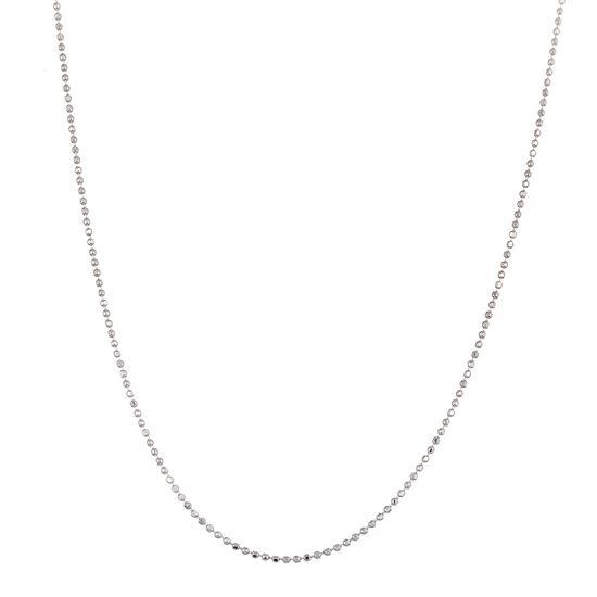 Imagen de 20 Sterling Silver Bead Chain Necklace