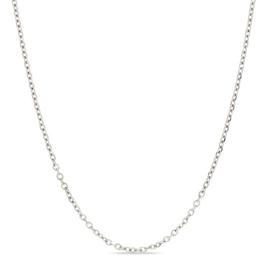 Picture of Silver-Tone Stainless Steel 24 Chain Necklace