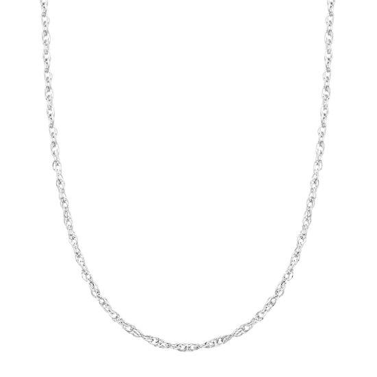 Imagen de Gold-Tone Stainless Steel 24+2 Singapore Chain Necklace