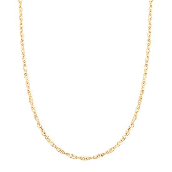 Imagen de Silver-Tone Stainless Steel 24+2 Singapore Chain Necklace